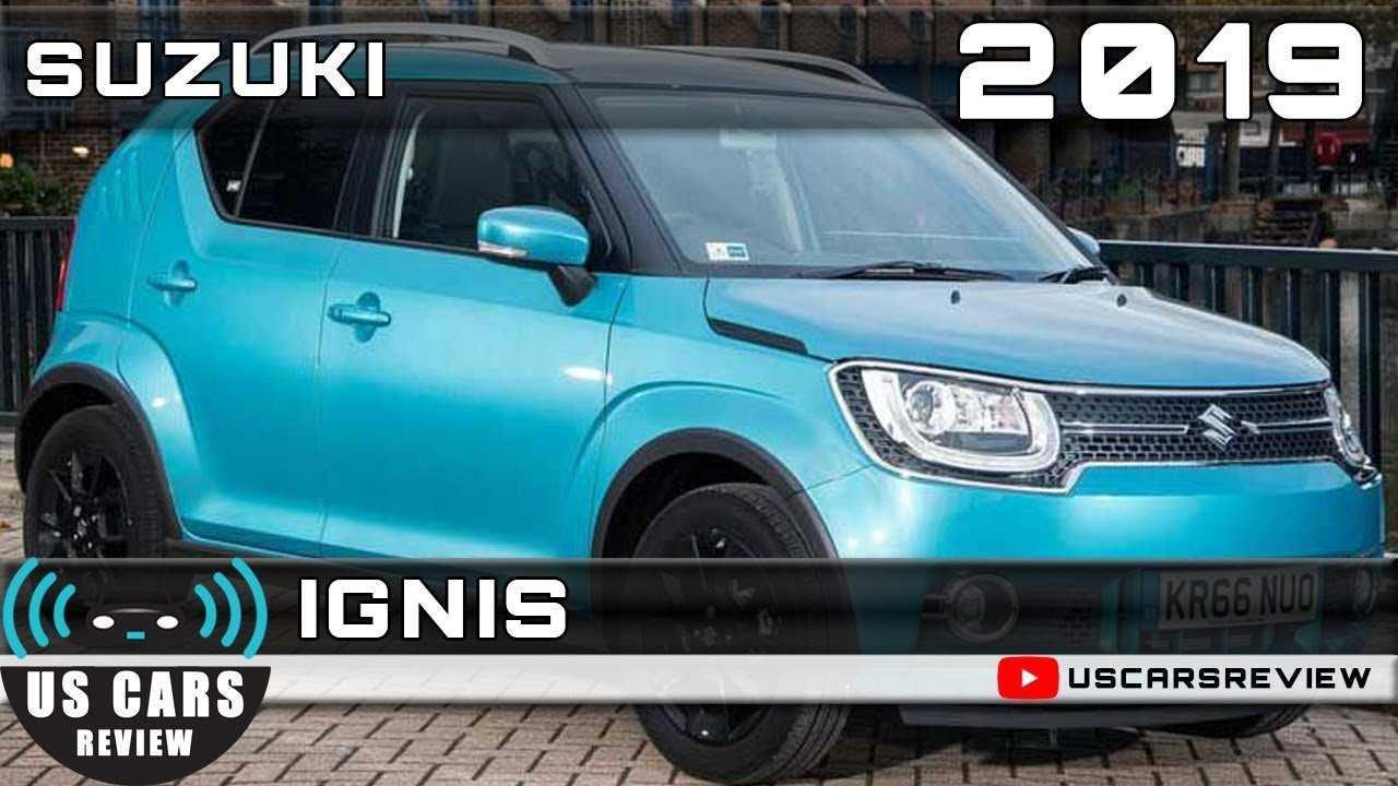 92 Gallery of 2019 Suzuki Ignis Redesign for 2019 Suzuki Ignis