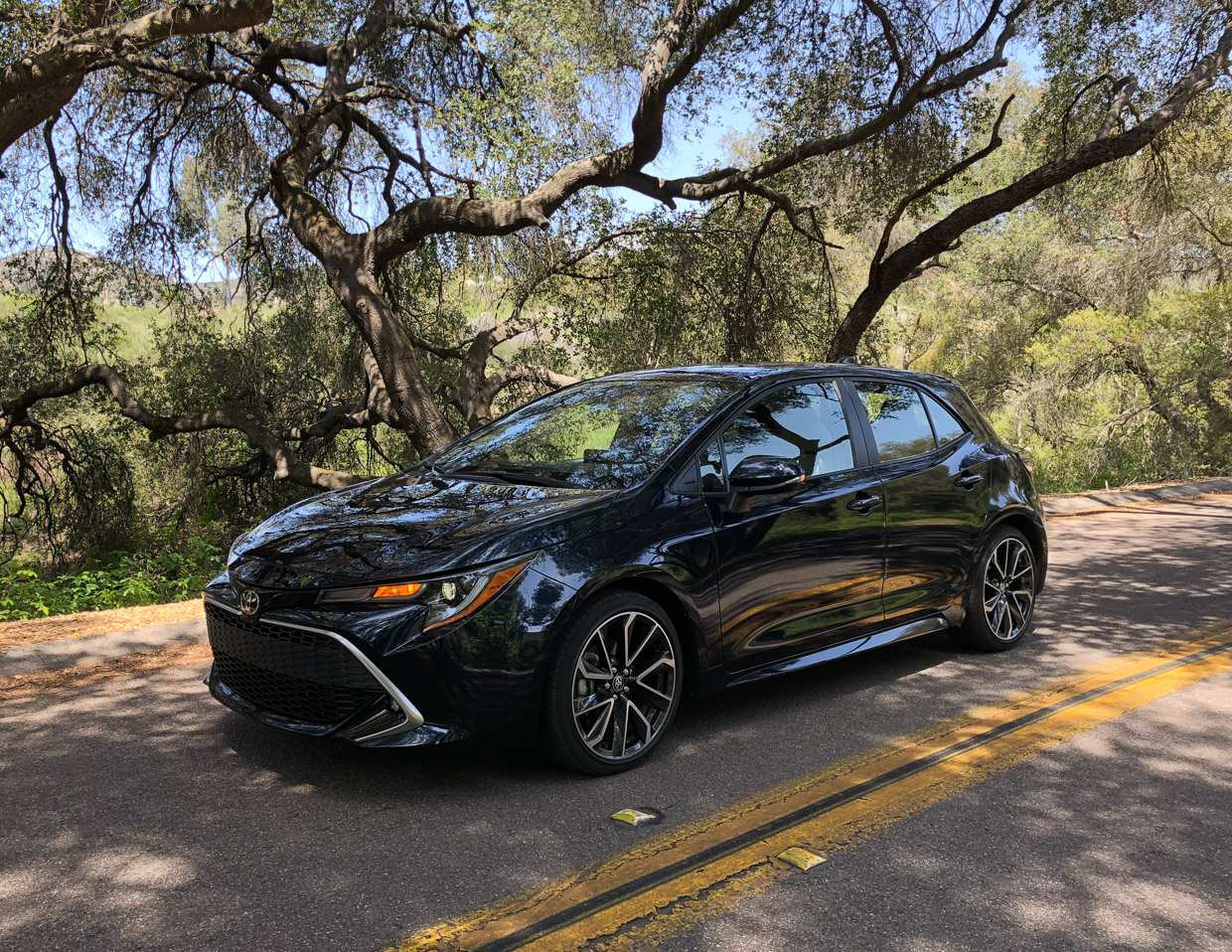 92 Gallery of 2019 Toyota Corolla Hatchback Review Performance and New Engine for 2019 Toyota Corolla Hatchback Review