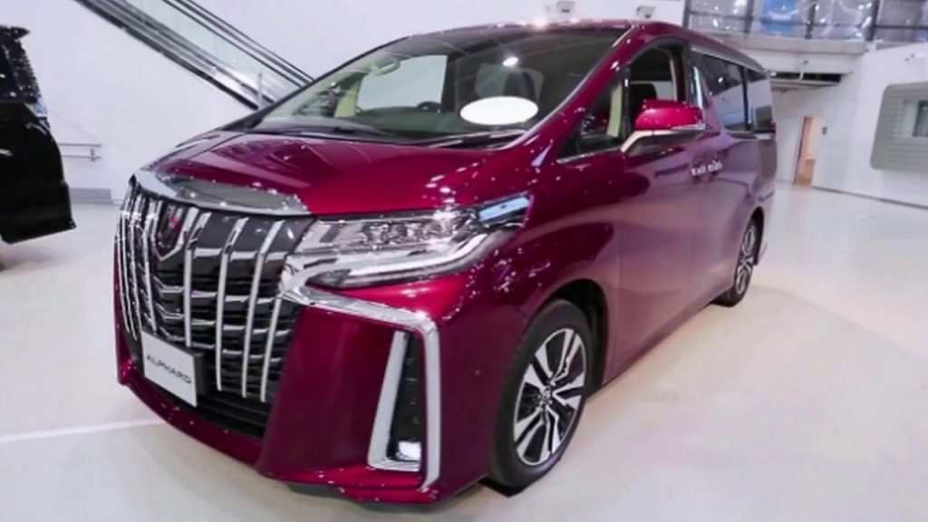92 Gallery of 2019 Toyota Estima History by 2019 Toyota Estima