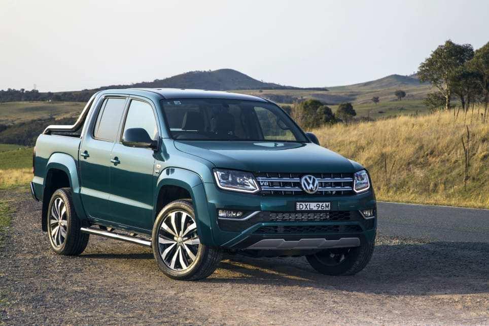 92 Gallery of 2019 Volkswagen Amarok Concept by 2019 Volkswagen Amarok