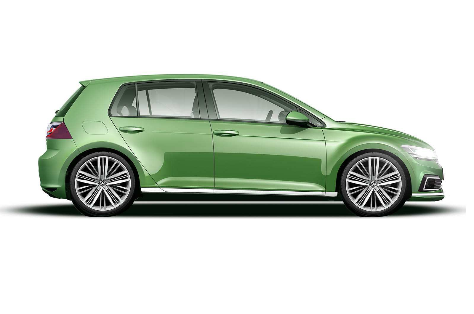 92 Gallery of 2019 Vw Golf Mk8 Redesign and Concept for 2019 Vw Golf Mk8