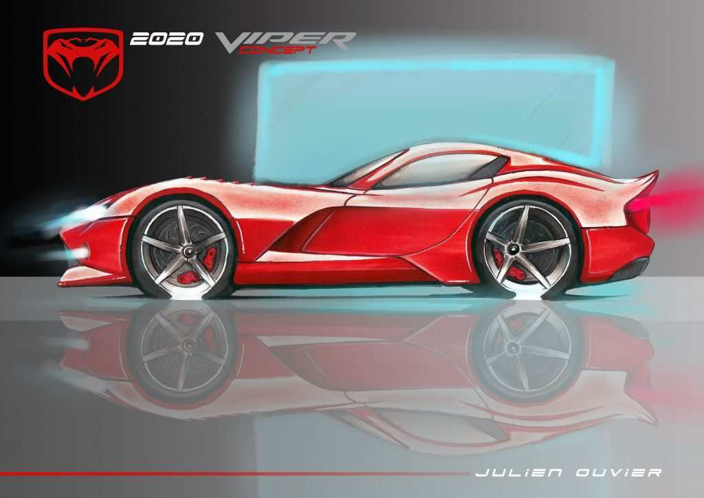 92 Gallery of 2020 Dodge Viper Concept Spesification by 2020 Dodge Viper Concept