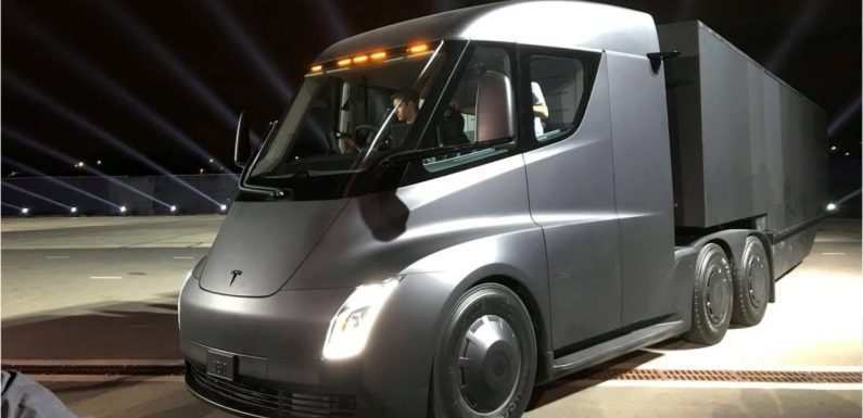 92 Gallery of 2020 Tesla Truck Price and Review with 2020 Tesla Truck