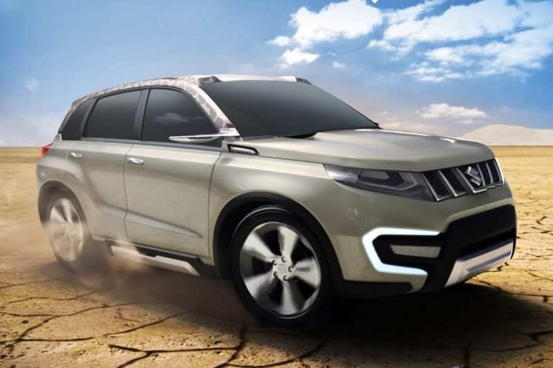 92 Gallery of Suzuki Cars 2020 Concept by Suzuki Cars 2020