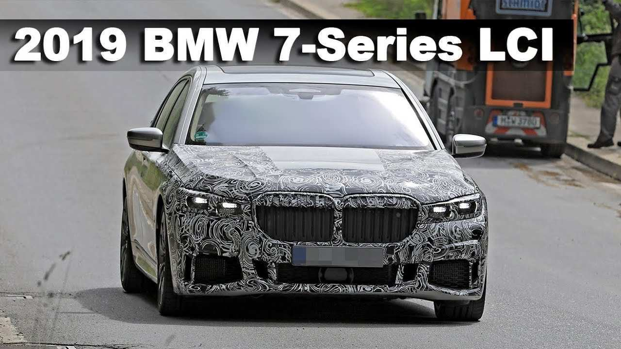 92 Great 2019 Bmw 7 Series Lci Configurations by 2019 Bmw 7 Series Lci