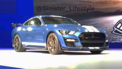 92 Great 2019 Ford Shelby Gt500 History with 2019 Ford Shelby Gt500