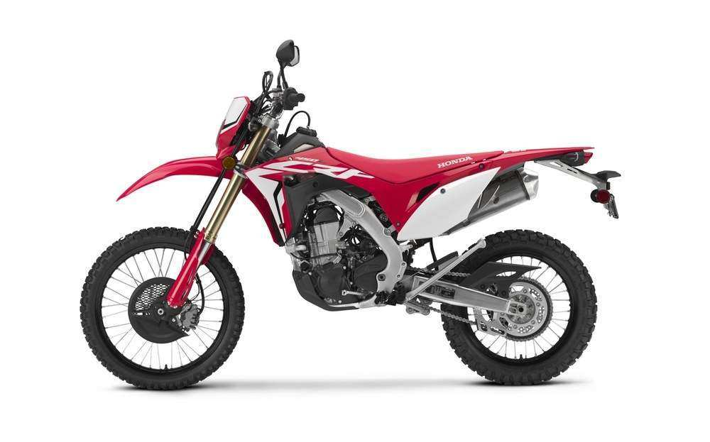 92 Great 2019 Honda Crf450L Picture with 2019 Honda Crf450L