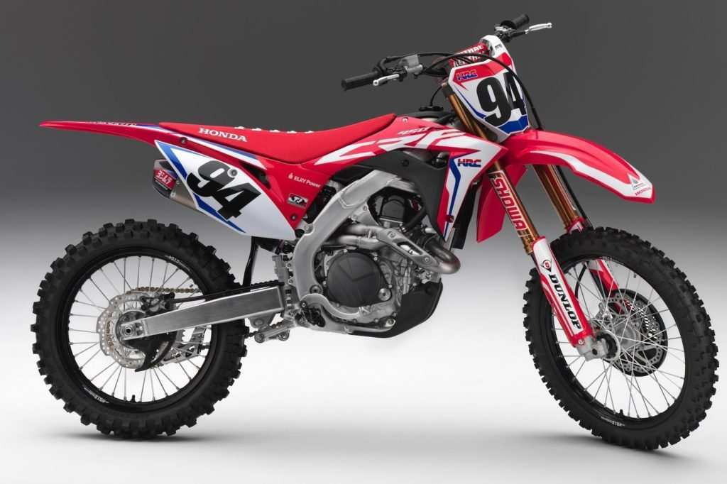 92 Great 2019 Honda Dirt Bikes Redesign and Concept for 2019 Honda Dirt Bikes