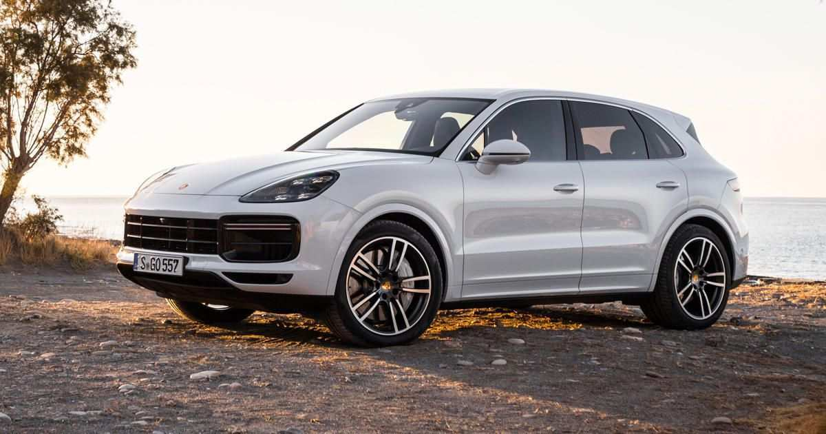 92 Great 2019 Porsche Truck Redesign with 2019 Porsche Truck