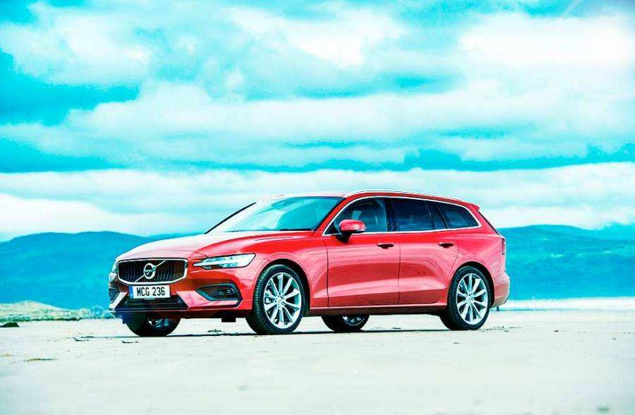 92 Great 2019 Volvo V60 D4 First Drive with 2019 Volvo V60 D4