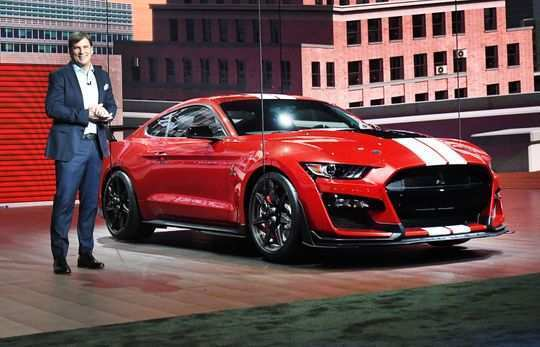 92 New 2019 Ford Gt500 Specs Price and Review by 2019 Ford Gt500 Specs