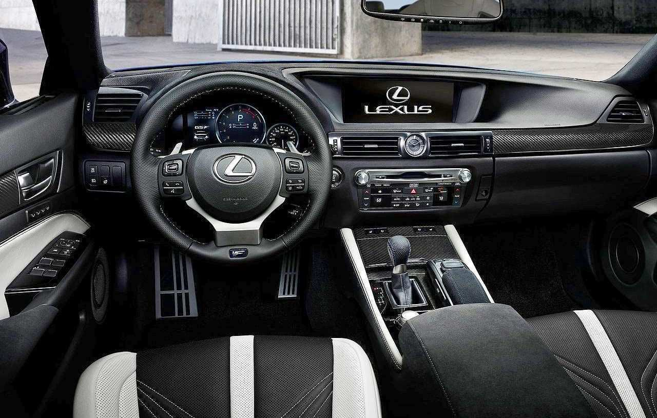 92 New 2019 Lexus Gs Interior Reviews with 2019 Lexus Gs Interior
