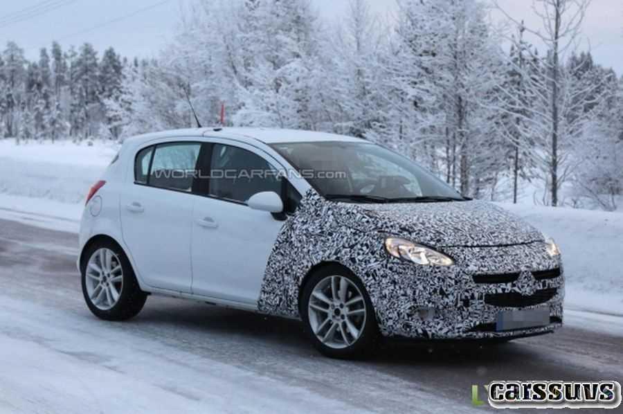 92 New 2019 Opel Corsa History for 2019 Opel Corsa