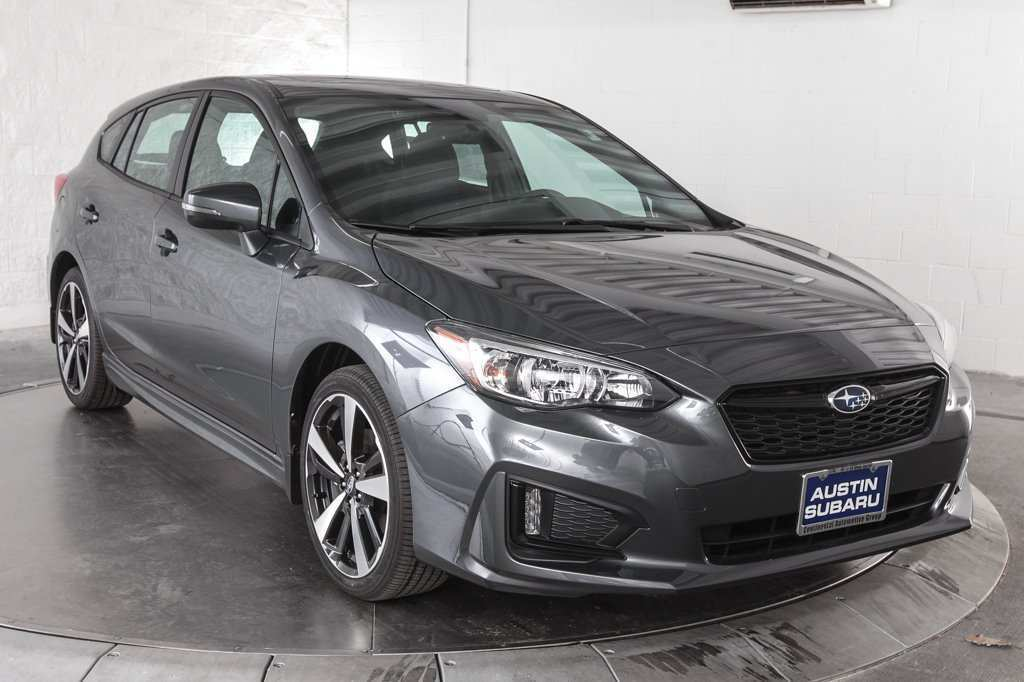 92 New 2019 Subaru Impreza Sport Performance and New Engine with 2019 Subaru Impreza Sport
