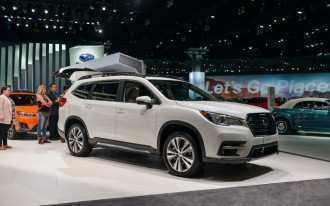 92 New 2019 Subaru Outback Next Generation Review with 2019 Subaru Outback Next Generation