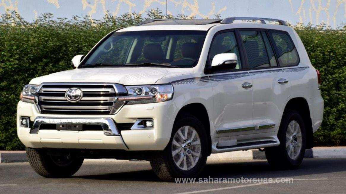 92 New 2019 Toyota Land Cruiser 200 Review with 2019 Toyota Land Cruiser 200