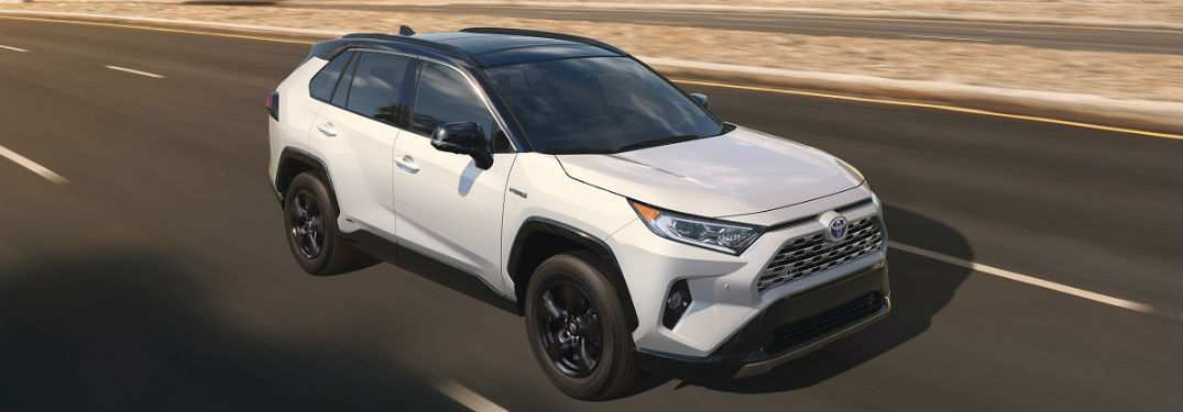 92 New 2019 Toyota Rav4 Hybrid Performance and New Engine by 2019 Toyota Rav4 Hybrid