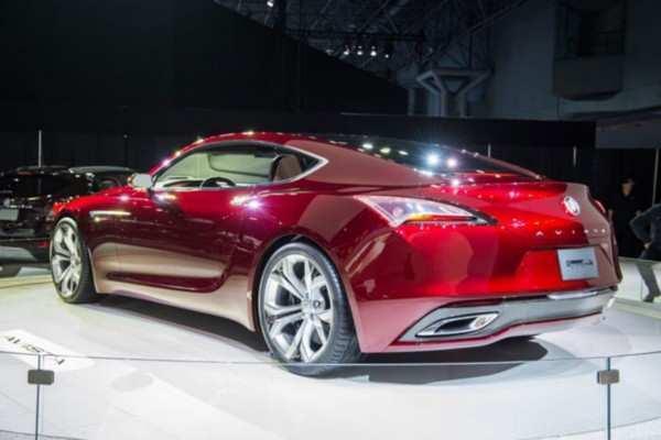 92 New 2020 Buick Avista Speed Test by 2020 Buick Avista