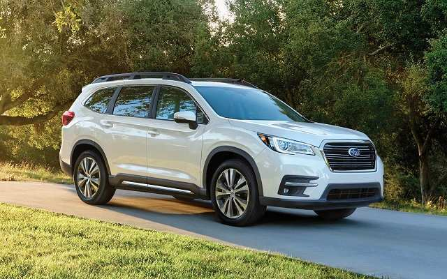 92 New 2020 Subaru Ascent Speed Test with 2020 Subaru Ascent