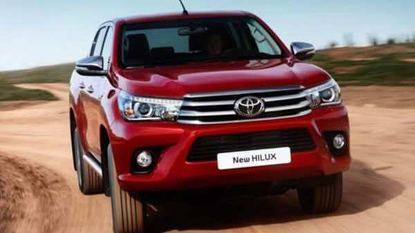 92 New Toyota Hilux 2020 Redesign and Concept with Toyota Hilux 2020