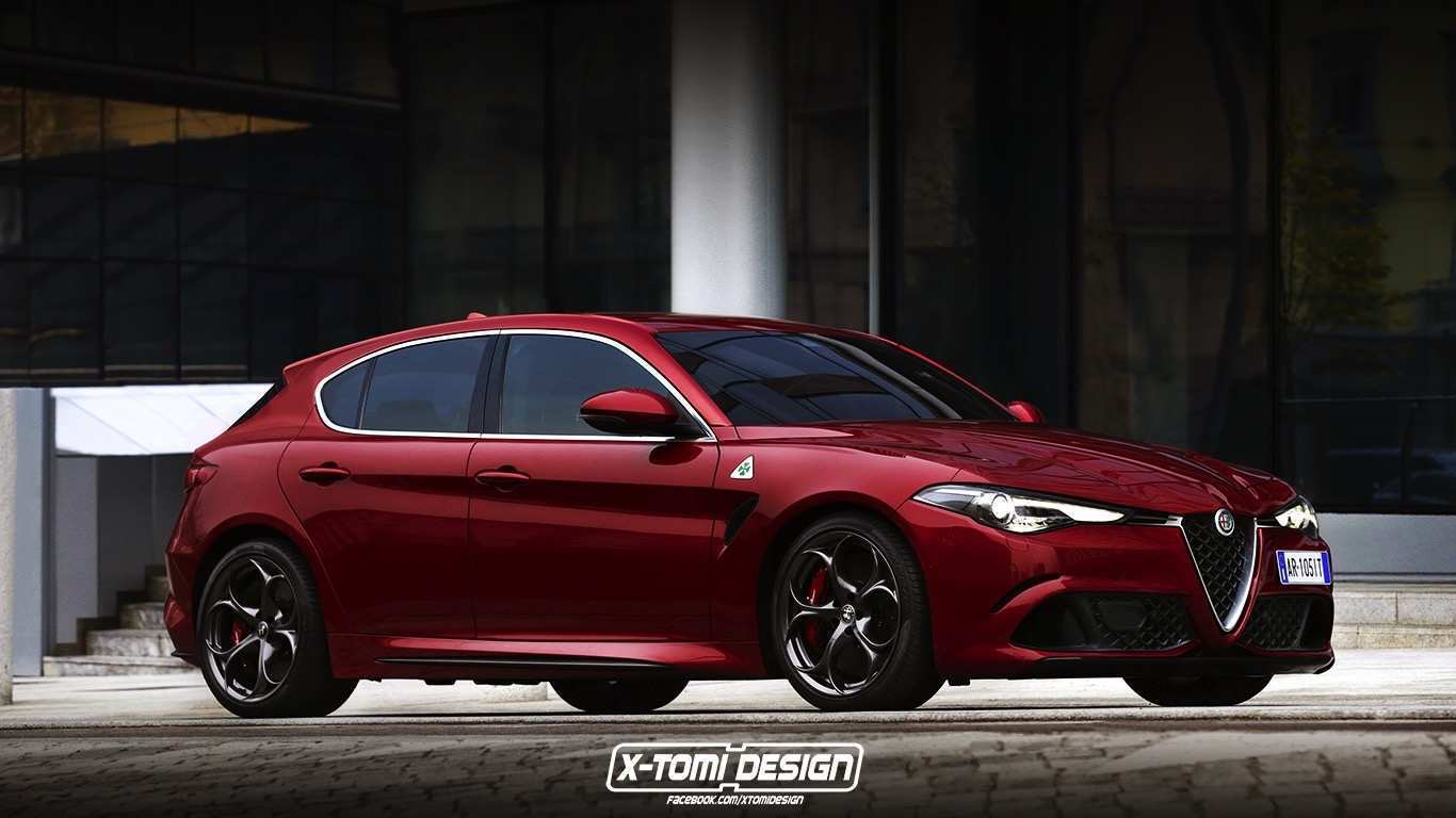 92 The 2019 Alfa Romeo Redesign with 2019 Alfa Romeo