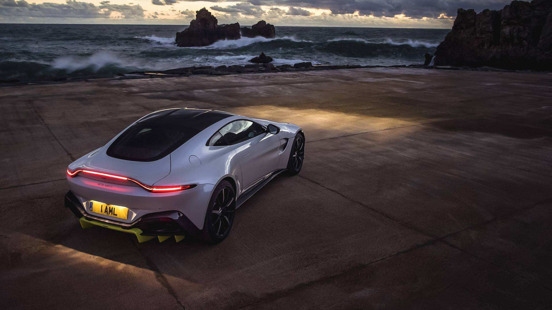 92 The 2019 Aston Martin Vantage Picture by 2019 Aston Martin Vantage