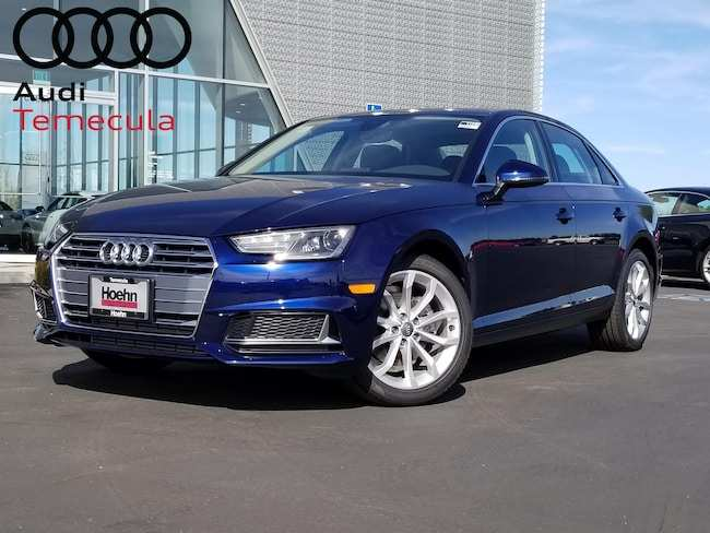 92 The 2019 Audi A4 For Sale New Review for 2019 Audi A4 For Sale