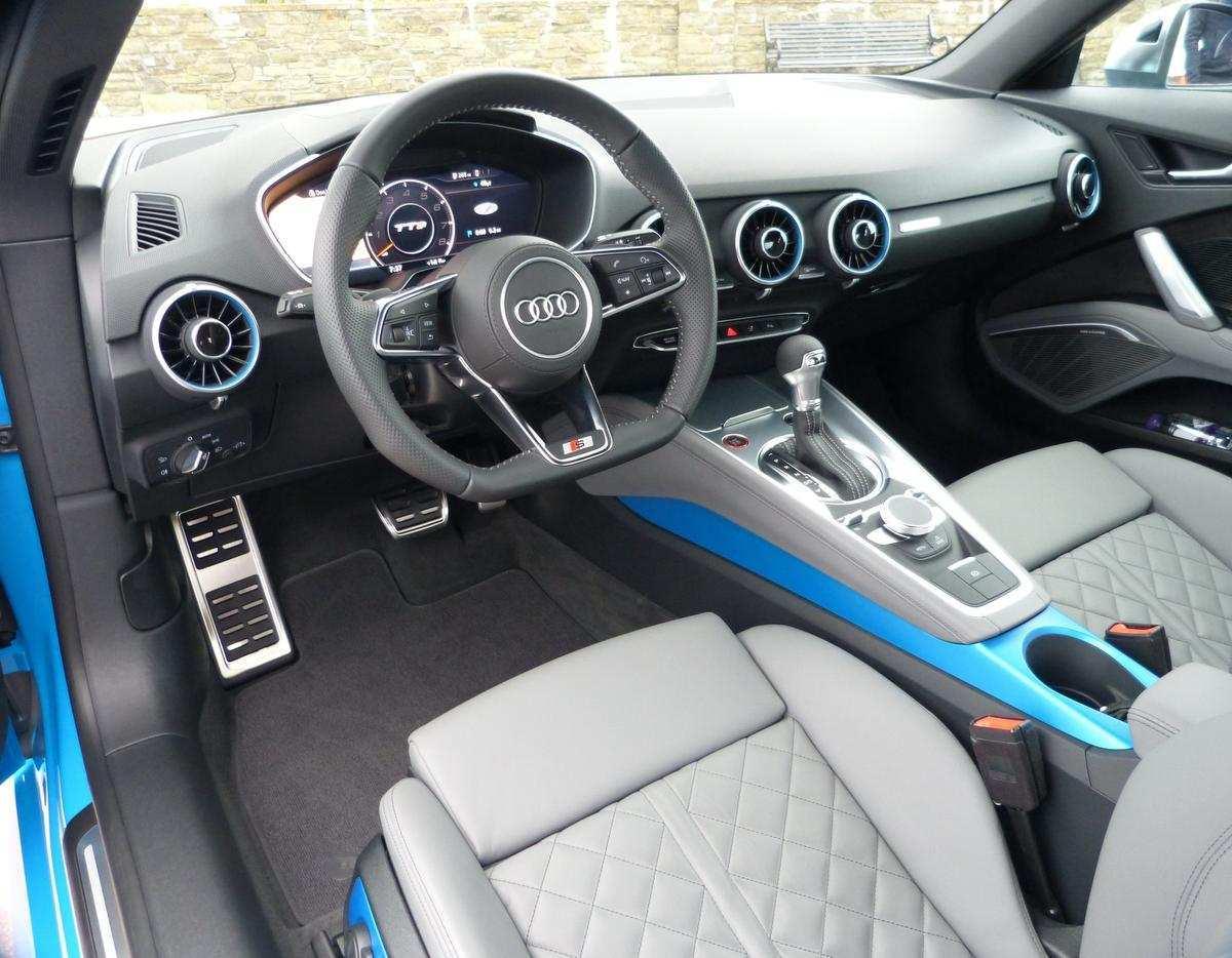 92 The 2019 Audi Tt New Concept for 2019 Audi Tt