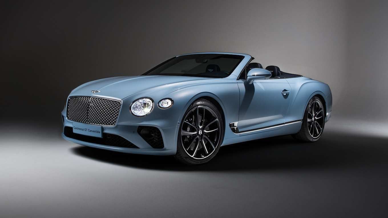 92 The 2019 Bentley Continental Gtc Specs by 2019 Bentley Continental Gtc