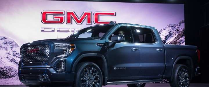 92 The 2019 Gmc 1500 Specs Performance for 2019 Gmc 1500 Specs