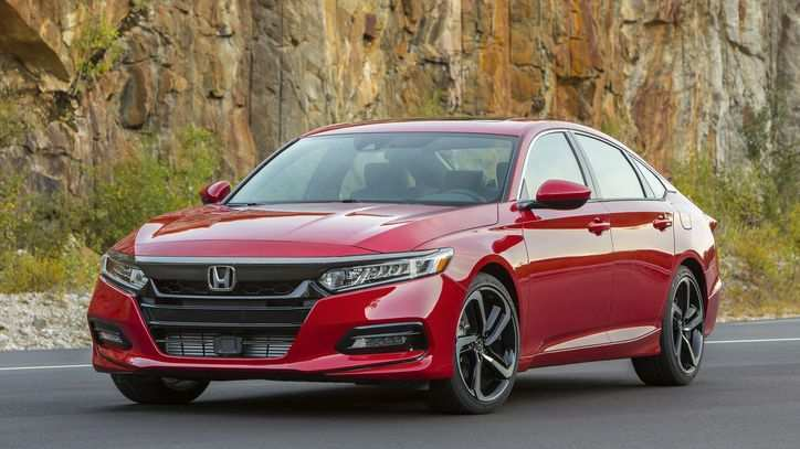 92 The 2019 Honda Accord Overview with 2019 Honda Accord
