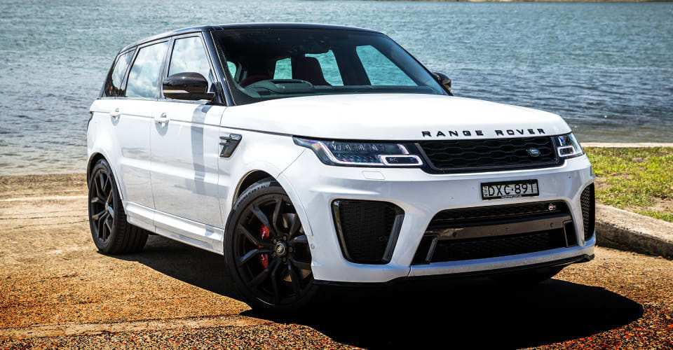 92 The 2019 Land Rover Svr Ratings with 2019 Land Rover Svr