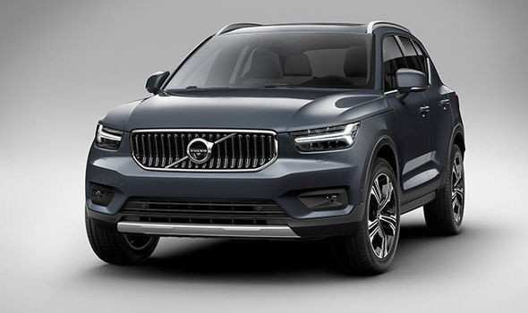 92 The 2019 Volvo Electric Car Spy Shoot for 2019 Volvo Electric Car