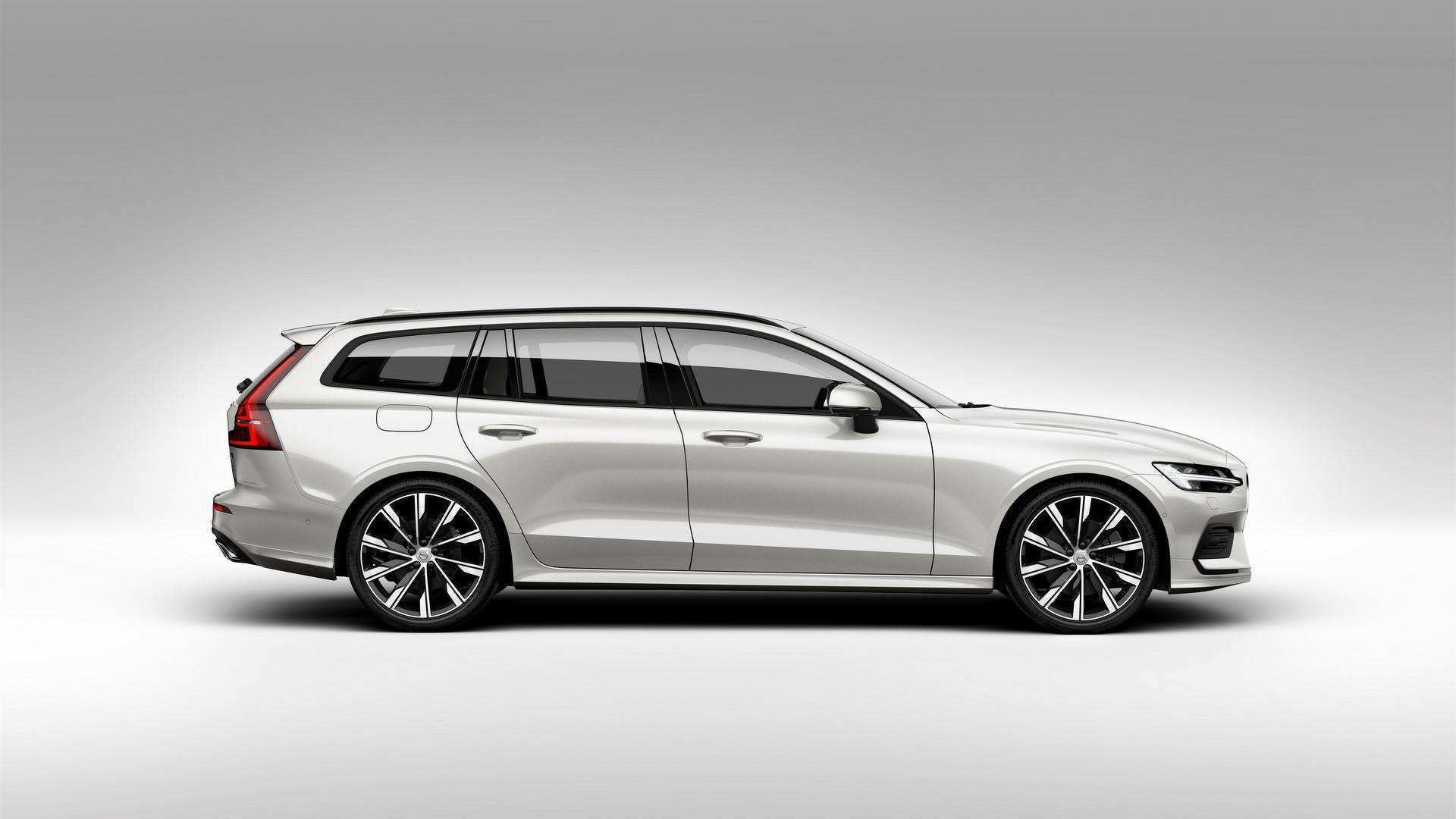 92 The 2019 Volvo V60 Cross Country Images for 2019 Volvo V60 Cross Country