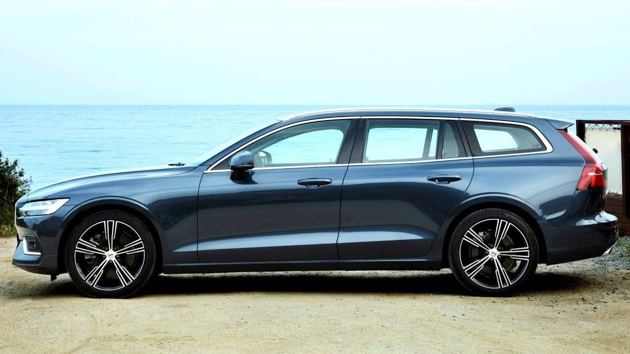 92 The 2019 Volvo V60 D4 Research New with 2019 Volvo V60 D4