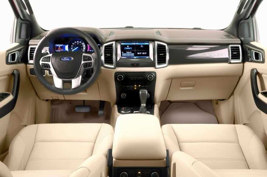 92 The 2020 Ford Bronco Interior Rumors for 2020 Ford Bronco Interior