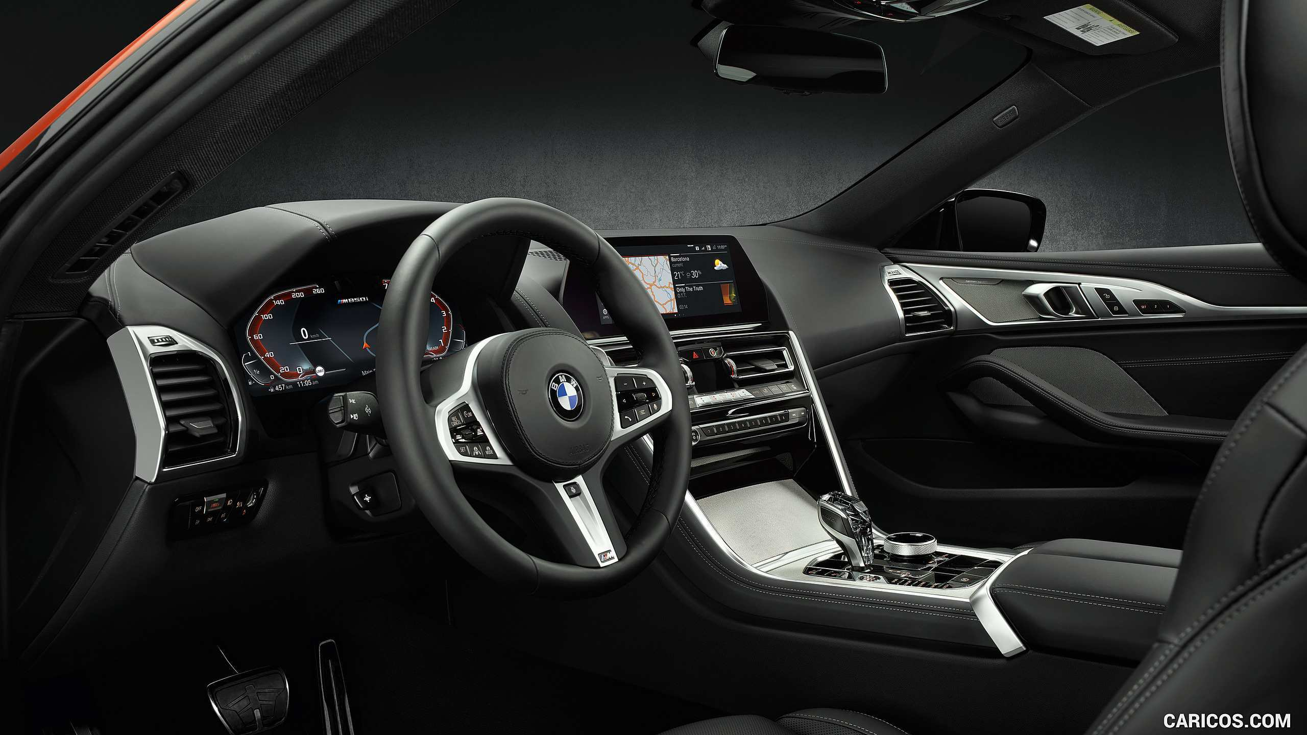 93 All New 2019 Bmw 8 Series Interior Style for 2019 Bmw 8 Series Interior