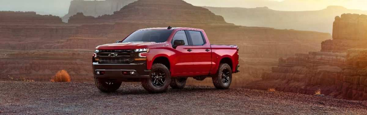 93 All New 2019 Chevrolet 1500 Mpg Style with 2019 Chevrolet 1500 Mpg