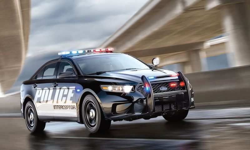 93 All New 2019 Ford Police Utility Exterior for 2019 Ford Police Utility