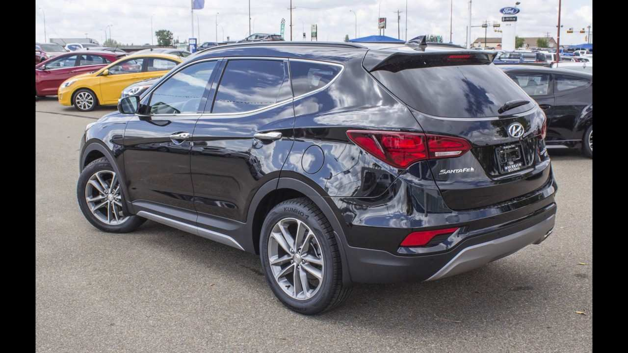 93 All New 2019 Hyundai Santa Fe Sport Redesign Spy Shoot for 2019 Hyundai Santa Fe Sport Redesign