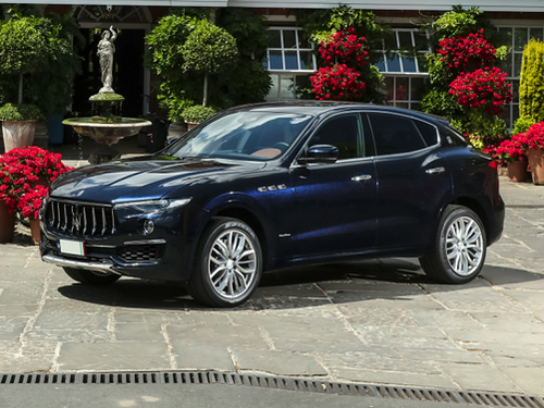 93 All New 2019 Maserati Suv Rumors for 2019 Maserati Suv