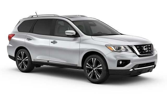 93 All New 2019 Nissan Pathfinder Release Date Engine for 2019 Nissan Pathfinder Release Date