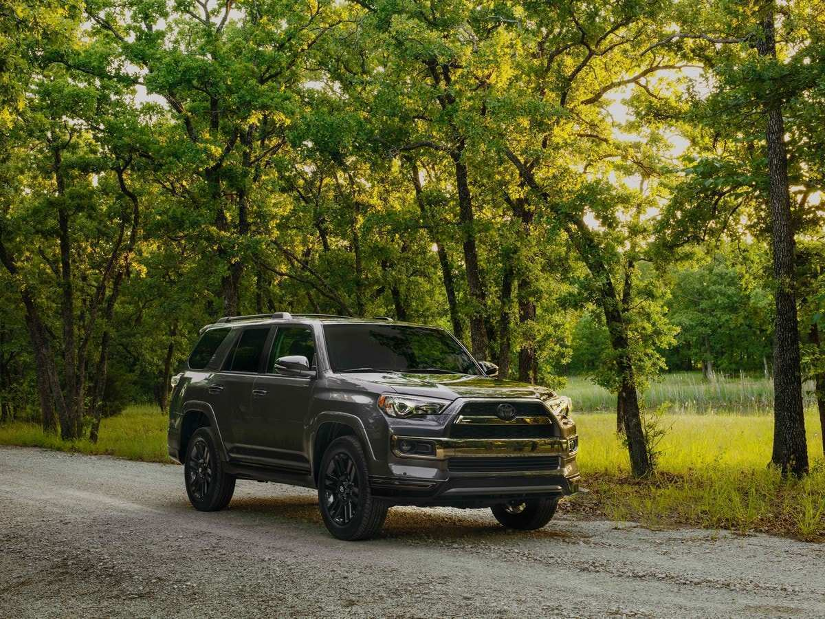 93 All New 2019 Toyota 4Runner News Exterior for 2019 Toyota 4Runner News