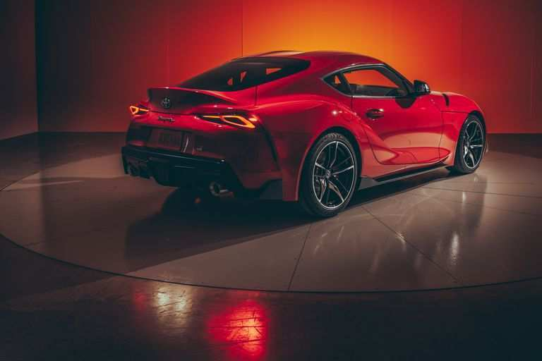 93 All New 2019 Toyota Supra News Redesign and Concept with 2019 Toyota Supra News