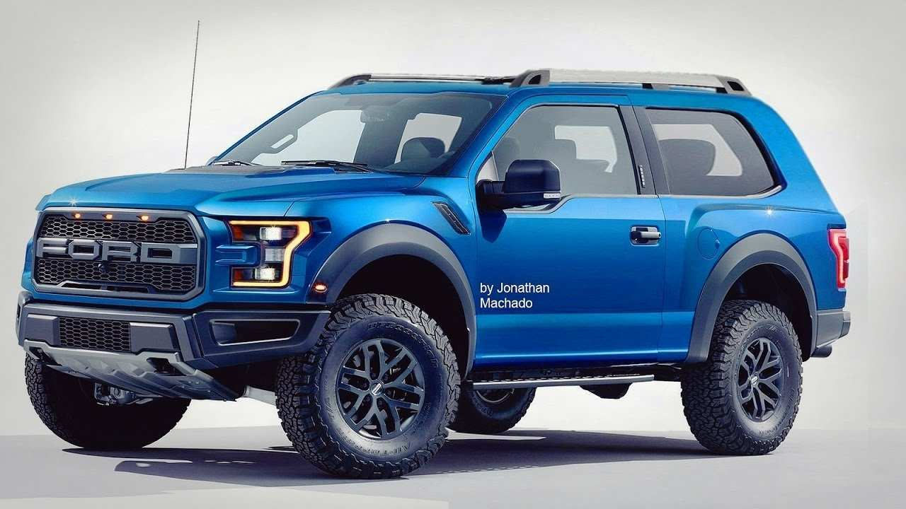 93 All New 2020 Ford Bronco Look New Review with 2020 Ford Bronco Look