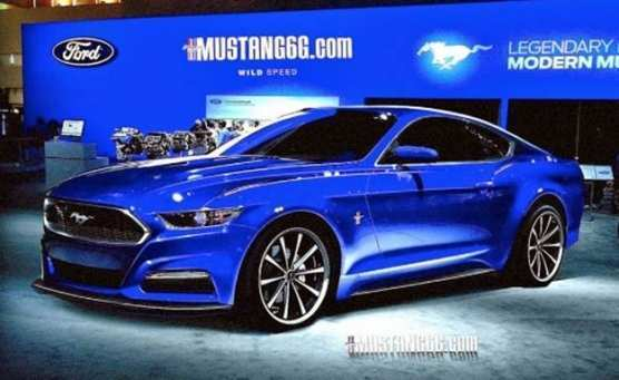 93 All New 2020 Ford Mustang Mach 1 Exterior for 2020 Ford Mustang Mach 1