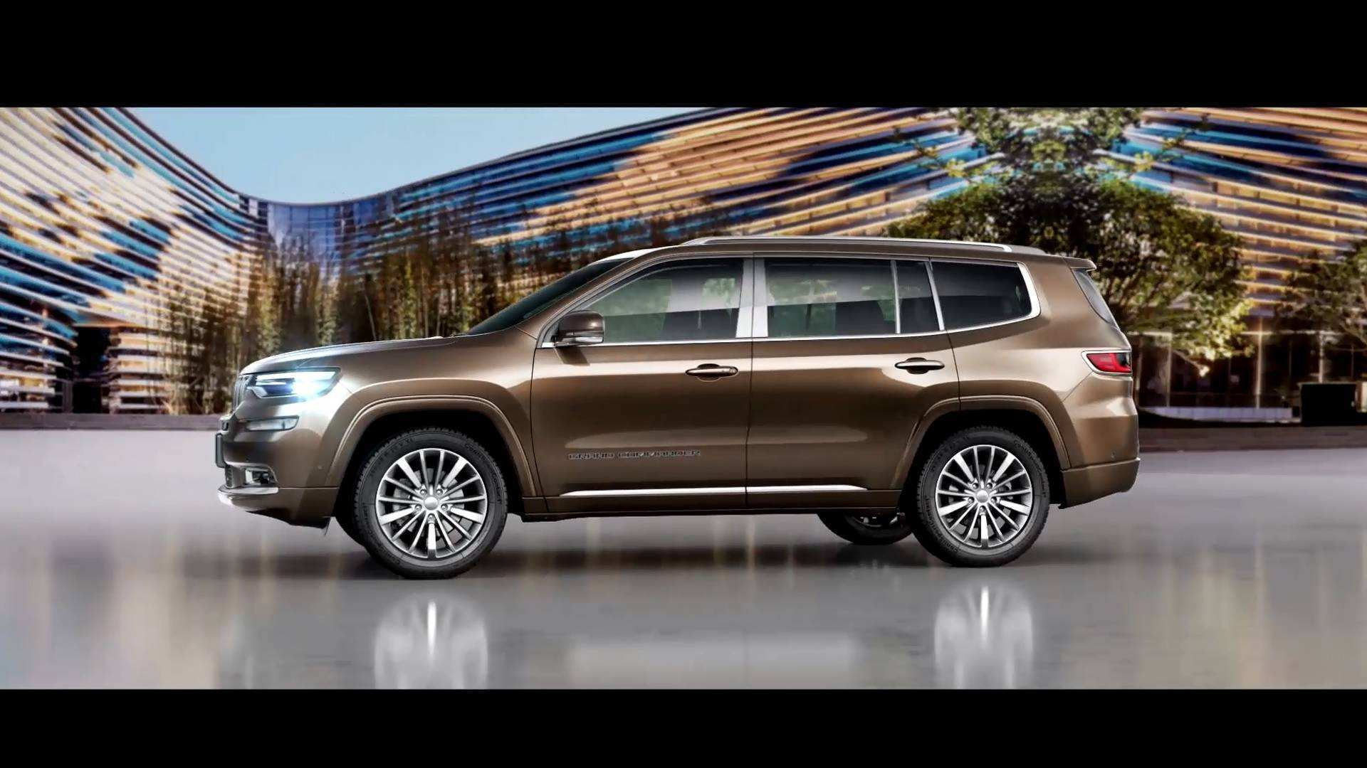 93 All New 2020 Jeep Commander Photos for 2020 Jeep Commander