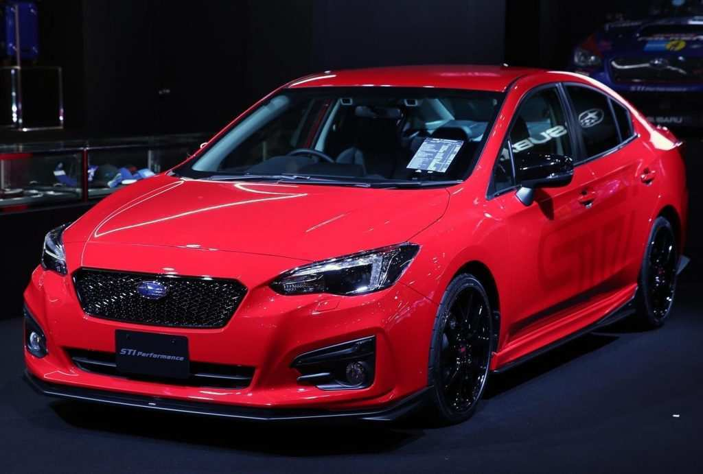 93 All New 2020 Subaru Sti Release Date Model by 2020 Subaru Sti Release Date