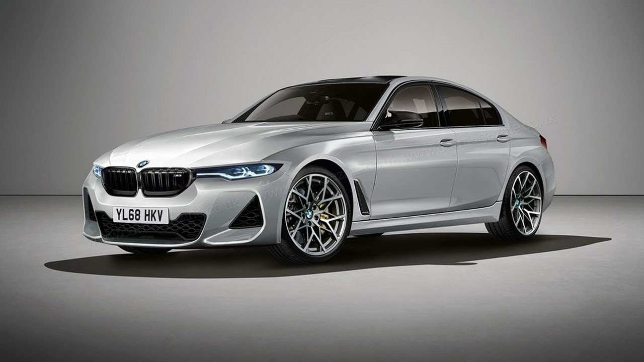 93 All New Bmw 3 2020 Redesign and Concept with Bmw 3 2020