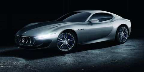 93 All New Maserati Electric 2020 Exterior by Maserati Electric 2020